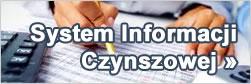 Logowanie do Systemu Informacji Czynszowej - kliknij